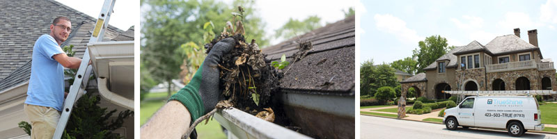 chattanooga gutter cleaning service